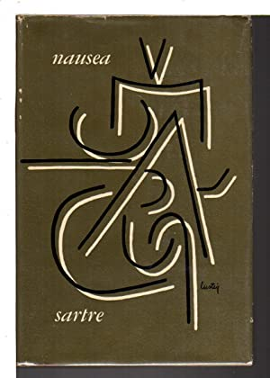 NAUSEA.: Sartre, Jean Paul.