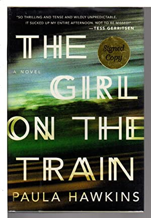 THE GIRL ON THE TRAIN.: Hawkins, Paula.