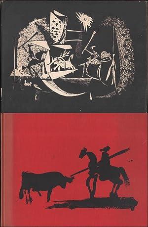 PICASSO: TOREROS with Four Original Lithographs.: Picasso, Pablo; and Jaime Sabartes.
