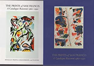 THE PRINTS OF SAM FRANCIS: A Catalogue Raisonne 1960-1990. Volume I: Lithographs; Volume II: Inta...