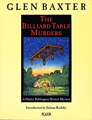 THE BILLIARD TABLE MURDERS.