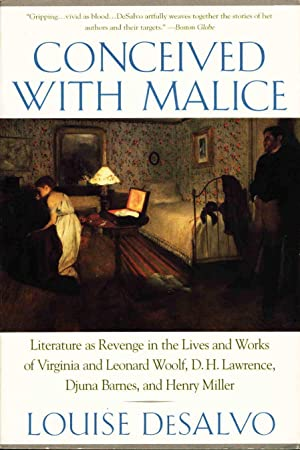 CONCEIVED WITH MALICE.: Barnes, Djuna, D.H.