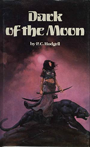 THE DARK OF THE MOON.: Hodgell, P. C.