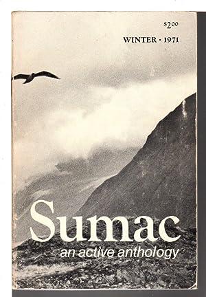 SUMAC: An Active Anthology. Winter 1971. Volume: Gerber, Dan and