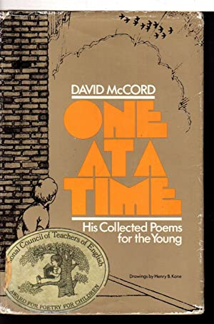ONE AT A TIME: His Collected Poems for the Young.