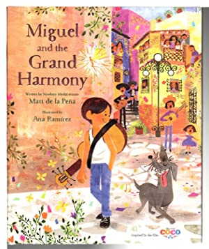 MIGUEL AND THE GRAND HARMONY.