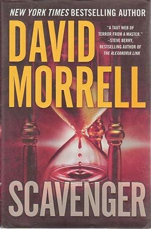 SCAVENGER.: Morrell, David.