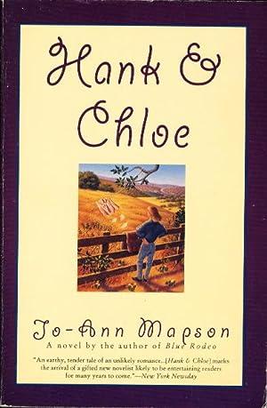 HANK & CHLOE.: Mapson, Jo-Ann.