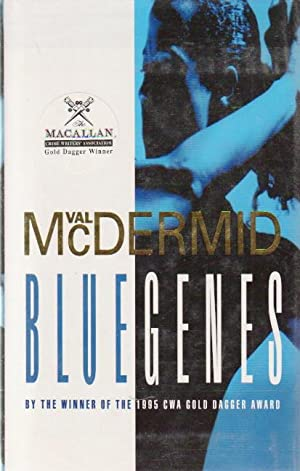 BLUE GENES.: McDermid, Val.