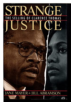 STRANGE JUSTICE: The Selling of Clarence Thomas.