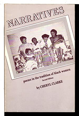 NARRATIVES: Poems in the Tradition of Black Women.