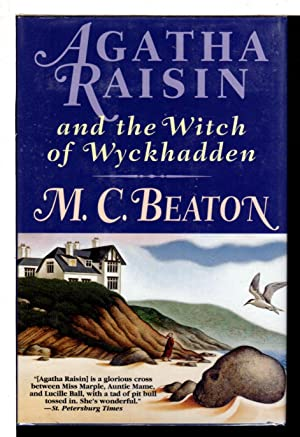 AGATHA RAISIN AND THE WITCH OF WYCKHADDEN.