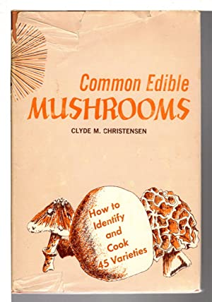 COMMON EDIBLE MUSHROOMS.