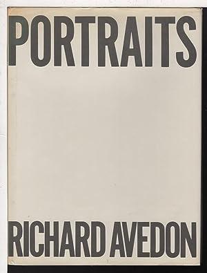 PORTRAITS.: Avedon, Richard (1923