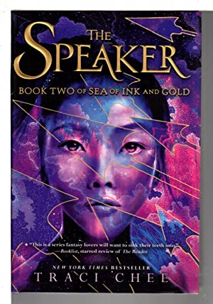 THE SPEAKER: Book Two of Sea of Ink and Gold.