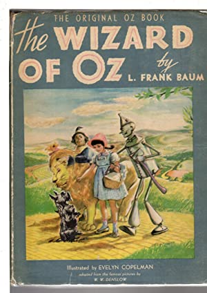 THE NEW WIZARD OF OZ.: Baum, L. Frank;