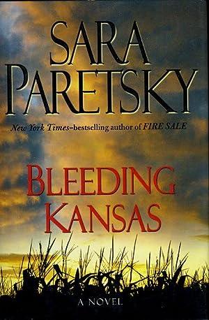 BLEEDING KANSAS.: Paretsky, Sara.