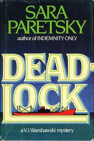 DEADLOCK.: Paretsky, Sara.