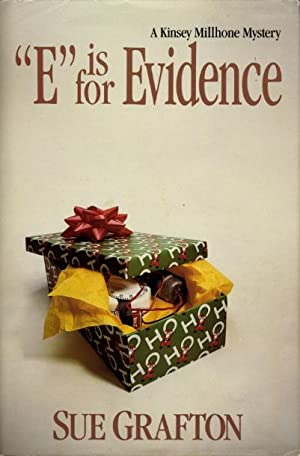 E' IS FOR EVIDENCE.: Grafton, Sue.