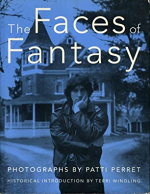 THE FACES OF FANTASY.: Perret, Patti. (George R. R. Martin, Tim Powers, Lisa Goldstein, Diana ...