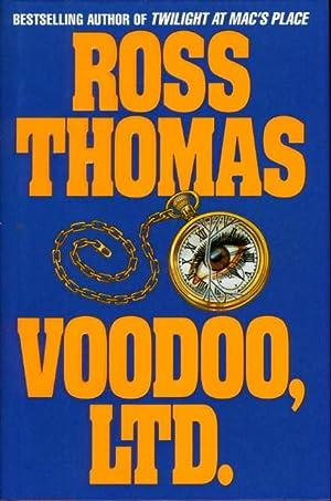 VOODOO, LTD.: Thomas, Ross (1925 -1995)