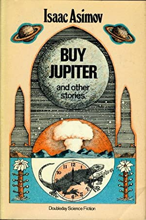 BUY JUPITER AND OTHER STORIES.: Asimov, Isaac.