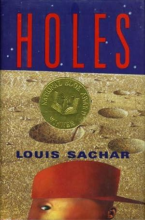 HOLES.: Sachar, Louis.