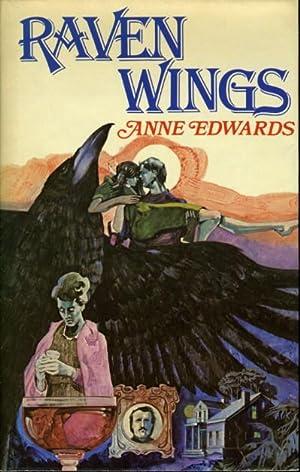 RAVEN WINGS.: Edwards, Anne.