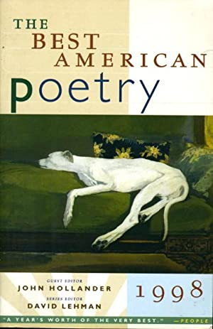 THE BEST AMERICAN POETRY 1998.