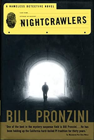 NIGHTCRAWLERS.: Pronzini, Bill.