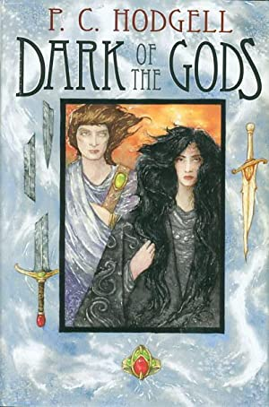 DARK OF THE GODS (God Stalk; Dark of the Moon; Bones.): Hodgell, P. C.