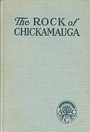 THE ROCK OF CHICKAMAUGA: A Story of the Western Crisis.: Altsheler, Joseph A. (1862-1919),