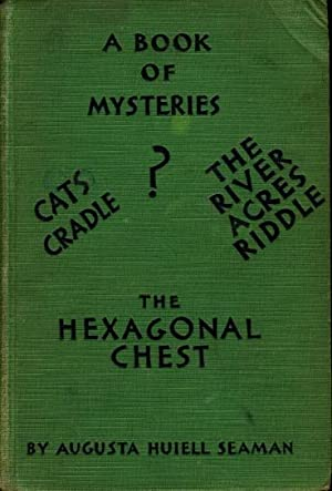 A BOOK OF MYSTERIES: Three Baffling Tales - The River Acres Riddle, Cat's Cradle and The ...