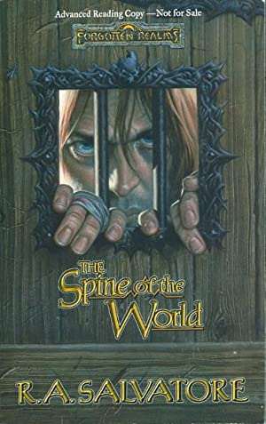 THE SPINE OF THE WORLD.: Salvatore, R. A.