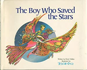 THE BOY WHO SAVED THE STARS.