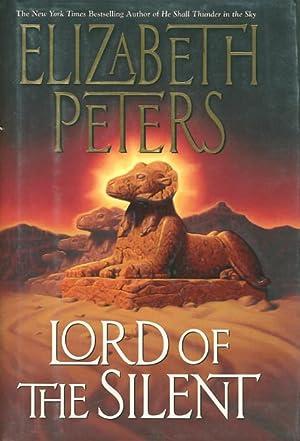 LORD OF THE SILENT.: Peters, Elizabeth [Barbara Mertz].