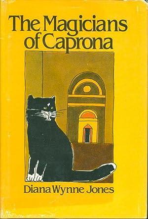 THE MAGICIANS OF CARONA.: Jones, Diana Wynne.