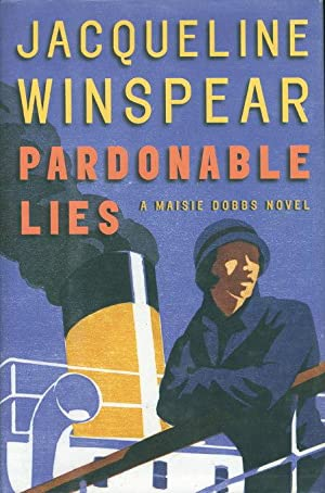 PARDONABLE LIES.: Winspear, Jacqueline.