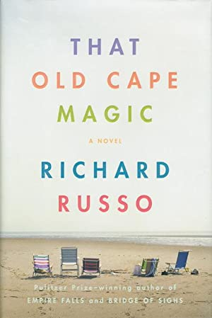 THAT OLD CAPE MAGIC.: Russo, Richard.