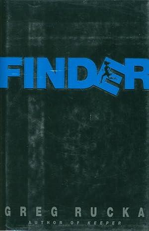 FINDER.: Rucka, Greg.