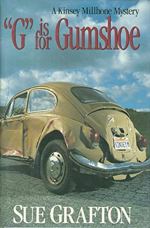 "G"" IS FOR GUMSHOE: Grafton, Sue."