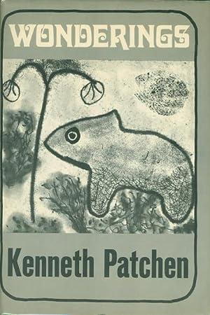 WONDERINGS.: Patchen, Kenneth.
