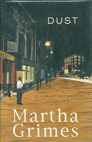 DUST.: Grimes, Martha.