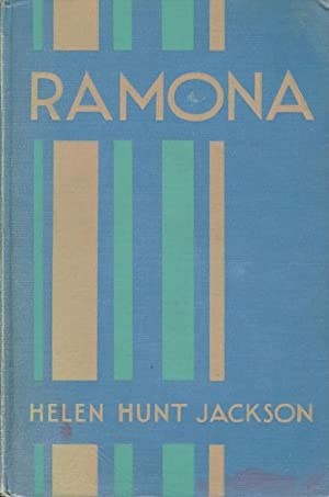 RAMONA: A Story.: Jackson, Helen Hunt. (Illustrations by N. C. Wyeth ; Introduction. by May ...