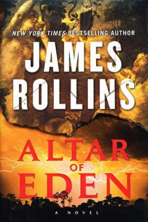 ALTAR OF EDEN.: Rollins, James.