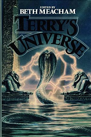 TERRY'S UNIVERSE.: Anthology- signed] Beth Meacham, editor. (Silverberg, Robert; Benford, ...