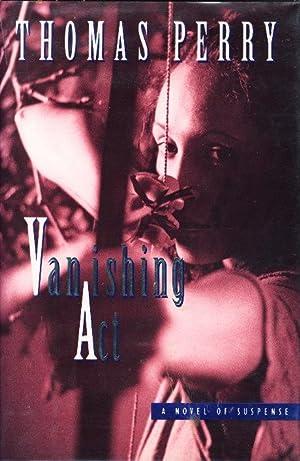 VANISHING ACT.: Perry, Thomas.
