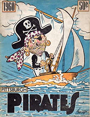 1960 PIRATES YEARBOOK.: Baseball] Pittsburgh Pirates.