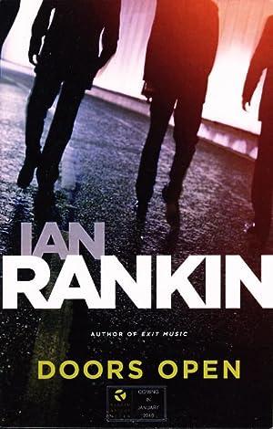 DOORS OPEN.: Rankin, Ian.