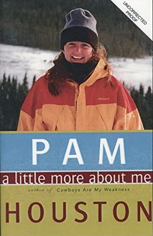 A LITTLE MORE ABOUT ME.: Houston, Pam
